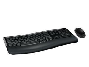 *Ex-display item - 90 days warranty*Microsoft Wireless Comfort Desktop 5050 Keyboard Andamp; Mouse