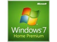 Microsoft Windows 7 Home Premium 64-bit DVD - OEM