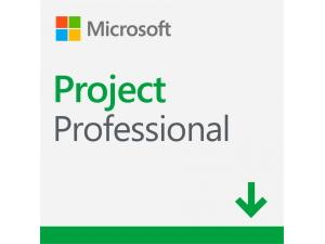 Microsoft Project Professional 2019 - WIn - Electronic Software Download