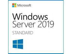 Microsoft Windows Server Standard 2019 - OEM - 16 Core Licence - DVD