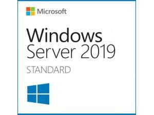 Microsoft Windows Server Standard 2019 - OEM - 24 Core Licence - DVD