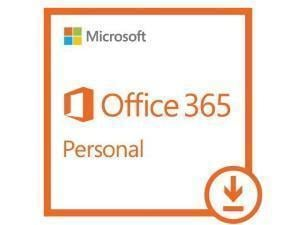 Microsoft Office 365 Personal - 1 Year Subscription - 32/64 bit - Electronic Software Download