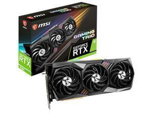 MSI  NVIDIA GeForce RTX 3080 Gaming Trio 10GB Ampere Graphics Card