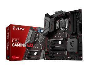 *B-stock item 90 days warranty*MSI B250 GAMING M3 Intel B250 Socket 1151 Motherboard