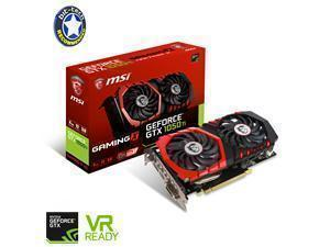 B-stock item 90 days warranty*MSI GeForce GTX 1050 Ti GAMING X 4GB