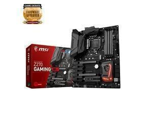 B-STOCK ITEM 90 DAY WARRANTY MSI Z270 GAMING M5 Intel Z270 Socket 1151 Motherboard
