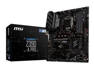 *B-stock item-90 days warranty*MSI Z390-A PRO Z390 LGA 1151 ATX Motherboard