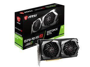 MSI NVIDIA GeForce GTX 1650 Super Gaming X 4GB Graphics Card