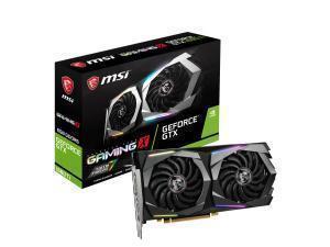 MSI Geforce GTX 1660TI Gaming X 6GB Graphics Card