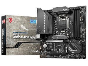 MSI MAG B560M MORTAR Intel B560 Chipset Socket 1200 Motherboard