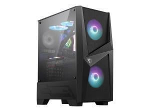 MSI MAG FORGE 100R ARGB Mid Tower Gaming Computer Case