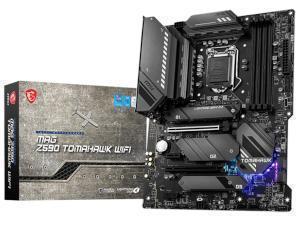 MSI MAG Z590 Tomahawk Wifi Intel Z590 Chipset Socket 1200 Motherboard