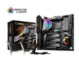 MSI MEG Z390 Ace Z390 Socket 1151 ATX Motherboard