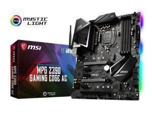 MSI MPG Z390 Gaming Edge AC Z390 LGA 1151 ATX Motherboard