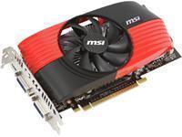MSI GeForce GTX 550 Ti OC 1024MB GDDR5 plus Mafia 2