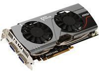 MSI GeForce GTX 560 Ti HAWK 1024MB GDDR5