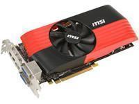 MSI AMD Radeon HD 6870 OC 1024MB GDDR5