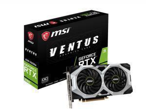 MSI GeForce RTX 2060 VENTUS 6G OC 6GB Graphics Card