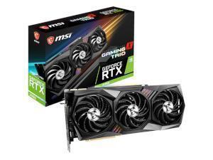 MSI NVIDIA GeForce RTX 3090 GAMING X TRIO 24GB GDDR6X Graphics Card