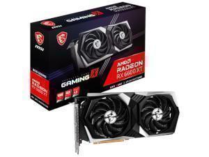 MSI AMD RADEON RX 6600 XT GAMING X 8GB GDDR6 Graphics Card