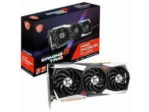 MSI AMD Radeon RX 6800 GAMING X TRIO 16GB GDDR6 Graphics Card