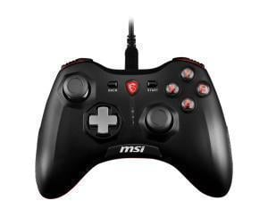 MSI Force GC20 Wired Game Controller with changeable D Pads