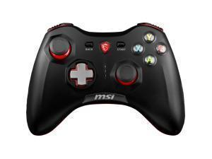 MSI Force GC30 Wireless / Wired Game Controller with changeable D Pads