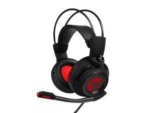 MSI DS502 7.1 Virtual Surround Sound USB Gaming Headset