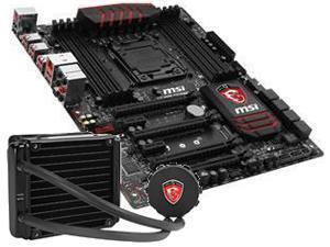 MSI X99S GAMING 7 Intel X99 Socket 2011-3 Motherboard | Novatech