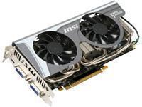 MSI GeForce GTX 560 Ti Twin Frozr II/OC 1024MB GDDR5