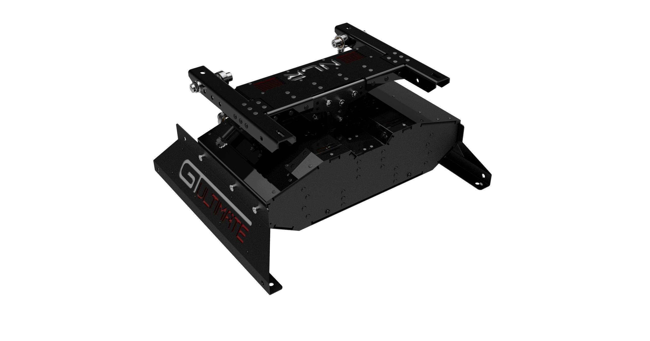 Next Level Racing Motion Platform v3 GT ultimate & Flight Sim Cockpit