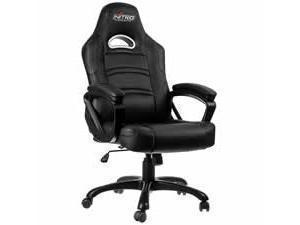 Nitro Concepts C80 Comfort Gaming Chair  Black