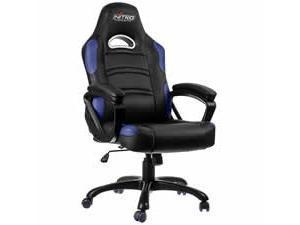 Nitro Concepts C80 Comfort Gaming Chair  Black  Blue
