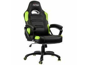 Nitro Concepts C80 Comfort Gaming Chair  Black  Green