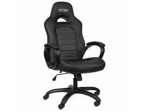 Nitro Concepts C80 Pure Gaming Chair  Black
