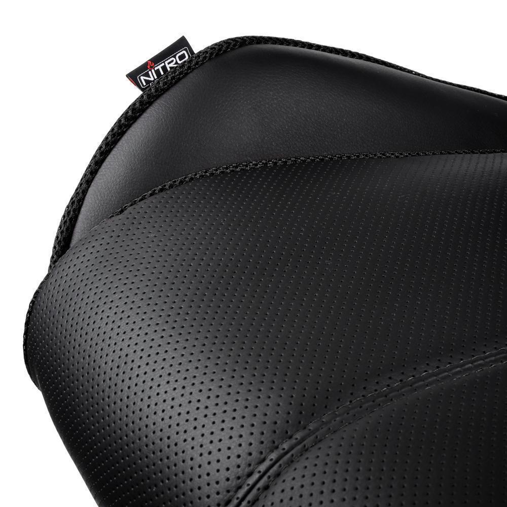 Nitro Concepts E200 Race Gaming Chair   Black  Nitro Concepts E200 Race Gaming Chair   Black   NC E200R B UK  . Racing Seat Office Chair Uk. Home Design Ideas