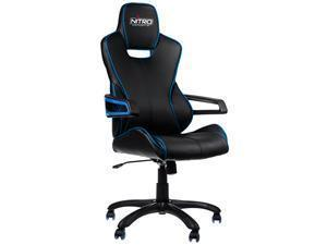 Nitro Concepts E200 Race Gaming Chair - Black / Blue