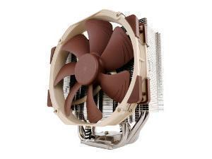 B-STOCK ITEM NOT BOXED, 90 DAYS WARRANTY Noctua NH-U14S Ultra Quiet CPU Cooler