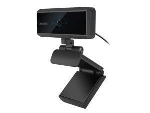 Edis Streamer / Business Class Pro Webcam True 5MP 1080P Black