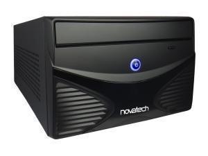 *B-stock - 90 days warranty* - Novatech Mini ITX Mini Cube Case - Black