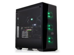 Novatech Core Lux - Intel Core i5 9600K 3.7GHz - 16GB2x8GB DDR4 2400MHz Memory - 240GB NVME M.2 - 2TB SATA HDD - RTX 2070