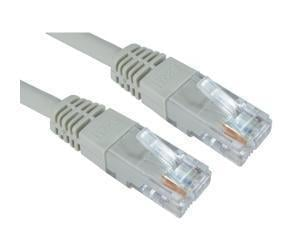 4m Cat6 Patch Cable - Grey