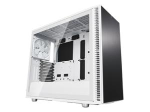 Fractal Design Define S2 White - Tempered Glass Chassis