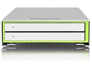 Raidon External USB 3 RAID Enclosure for 2x 2.5And#34; SATA Hard Disk / SSD