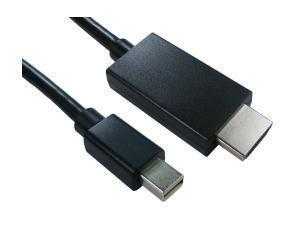 Mini DisplayPort To HDMI Cable 3M