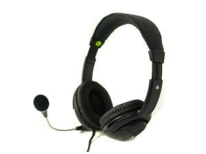 Eye-T HeadsetplusMic Inline Volume Control Black