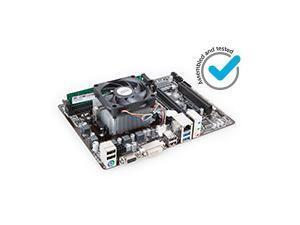 Novatech AMD A10-9700 Motherboard Bundle