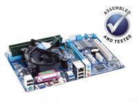 Novatech Motherboard Bundle - Intel Core i5 3450 - 4GB DDR3 1333Mhz - Intel B75 Motherboard