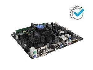 Novatech Intel Pentium Gold G6400 Motherboard Bundle