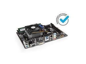 Novatech AMD A8-7650K Quad Core Motherboard Bundle